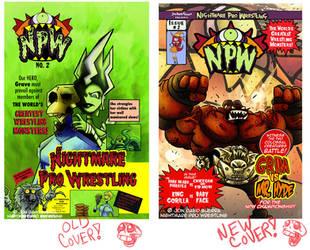 Issue 2 Alternate cover