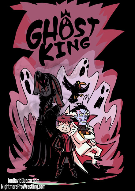 Ghost King Cover by JonDavidGuerra