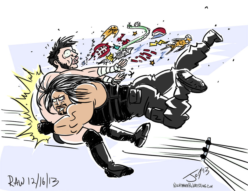 roman reigns spears cm punk jondavidguerra by jondavidguerra on