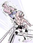 John Cena vs Cesaro
