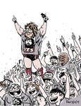 Daniel Bryan Yes Movement