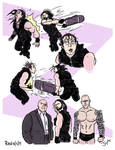 Seth Rollins Betrays The Shield