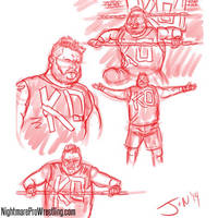 Monday Night Draw: NXT