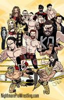 NXT-R Evolution-JonDavidGuerra by JonDavidGuerra