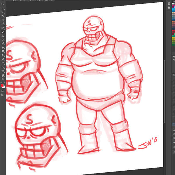 Skull-Design Update by JonDavidGuerra