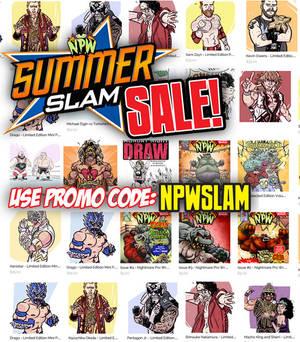 SummerSlam SALE!