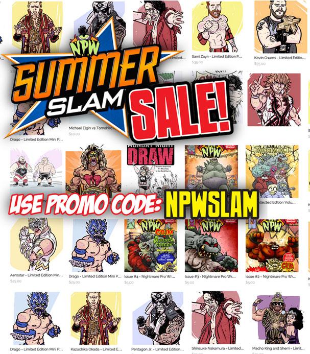 SummerSlam SALE! by JonDavidGuerra