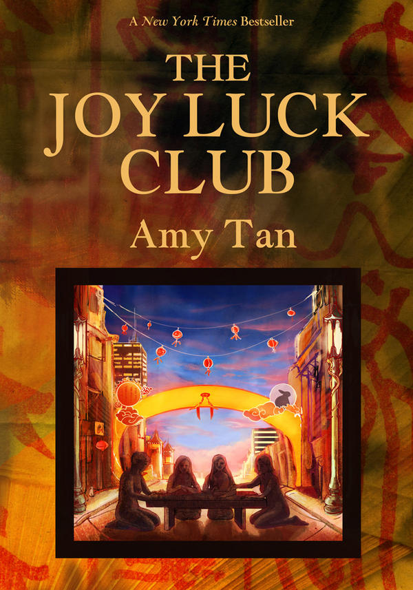 the joy luck club by amy tan Click to read more about the joy luck club by amy tan librarything is a cataloging and social networking site for booklovers.
