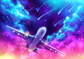 Magical Voyage by SnowCorridor