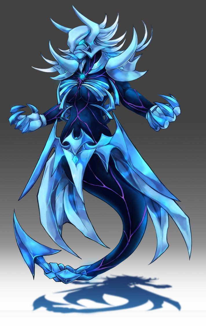 Demon Concept by SnowCorridor