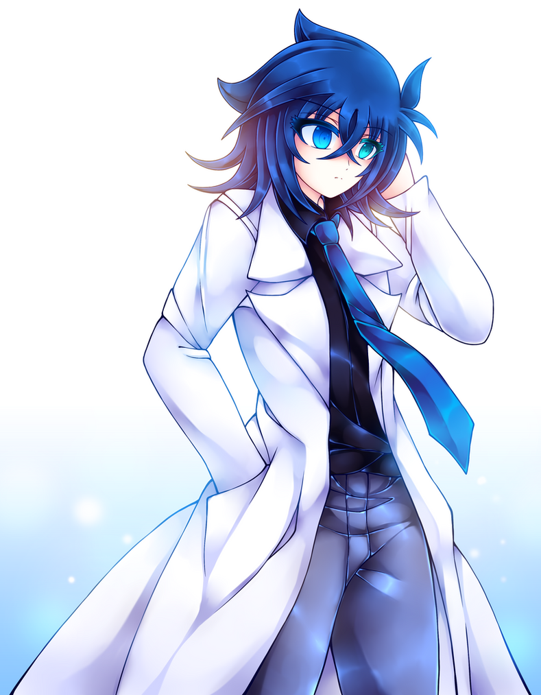 White Coat by SnowCorridor