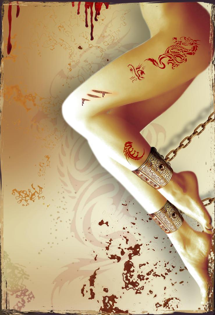 Legs by Maniart