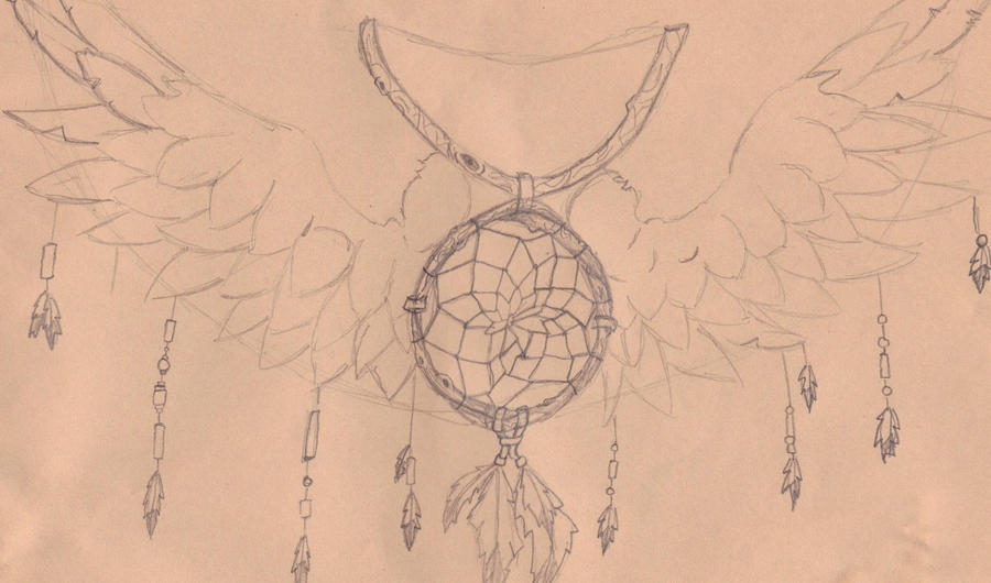 Dreamcatcher Tattoo by ~cgreen1202 on deviantART