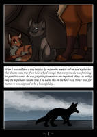 When heaven becomes HELL - Page 1 by LolaTheSaluki