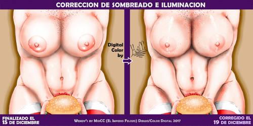Correcciones - Wendy's by EMPERADO-RFELOZO