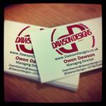 Business Cards by DawsonDesigns