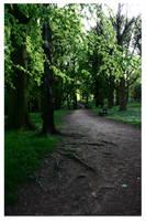 Shipley Park Path by DawsonDesigns