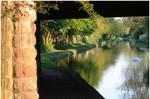 Landscape of Ilkeston Canal