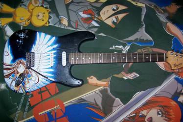 Guitarra Oh Mi Diosa by Pianisti
