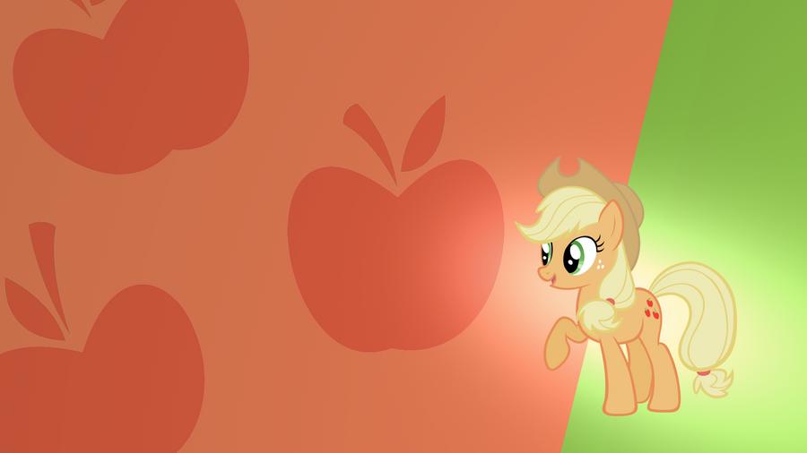 Applejack Wallpaper by RDbrony16