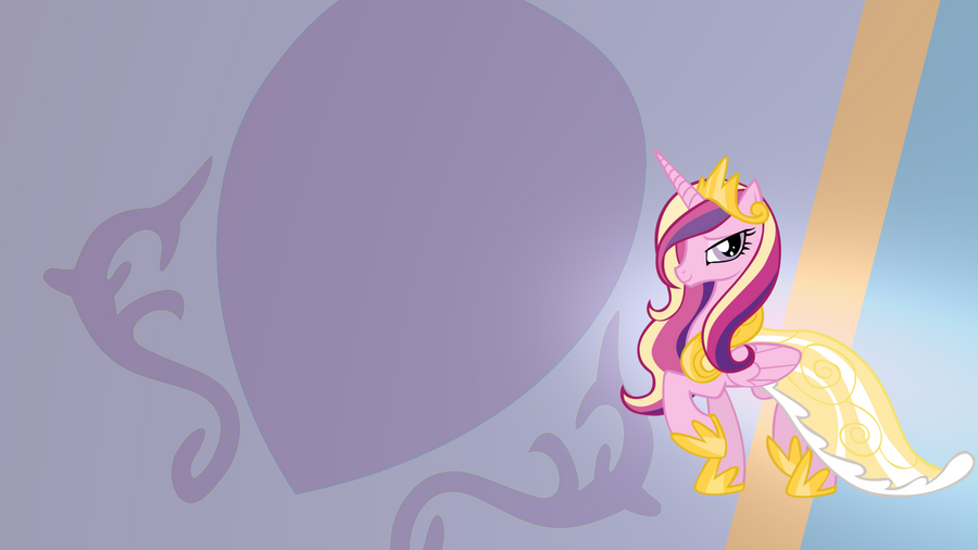Princess Cadance Wallpaper by RDbrony16