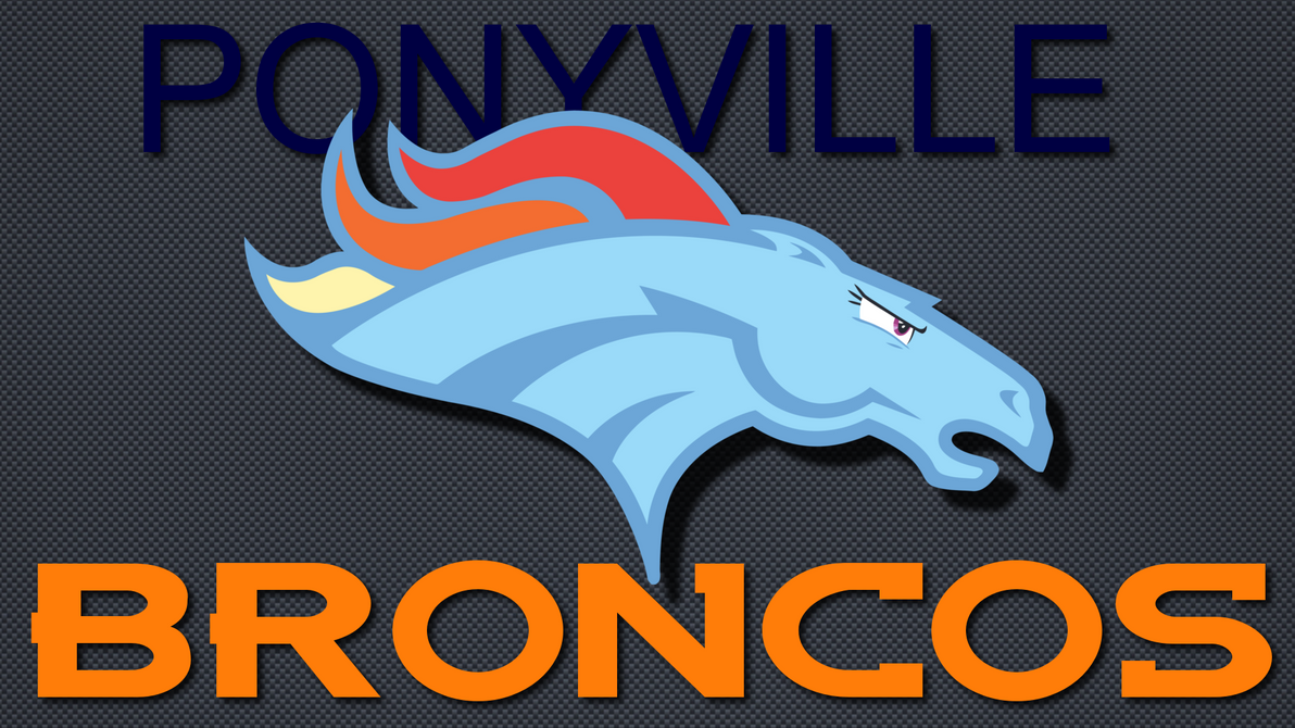 Ponyville broncos wallpaper by rdbrony16 on deviantart ponyville broncos wallpaper by rdbrony16 voltagebd Choice Image