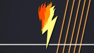 Spitfire Carbon Fibre Wallpaper