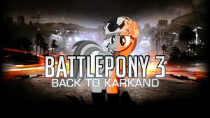Battlepony 3 Wallpaper