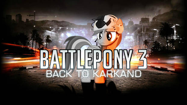 Battlepony 3 Wallpaper
