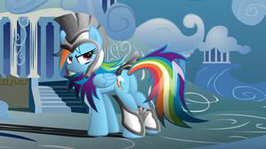 Commander 'Rainbow' Hurricane