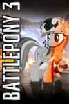 Battlepony 3 iPhone Wallpaper