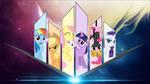 Wallpaper - Prisms