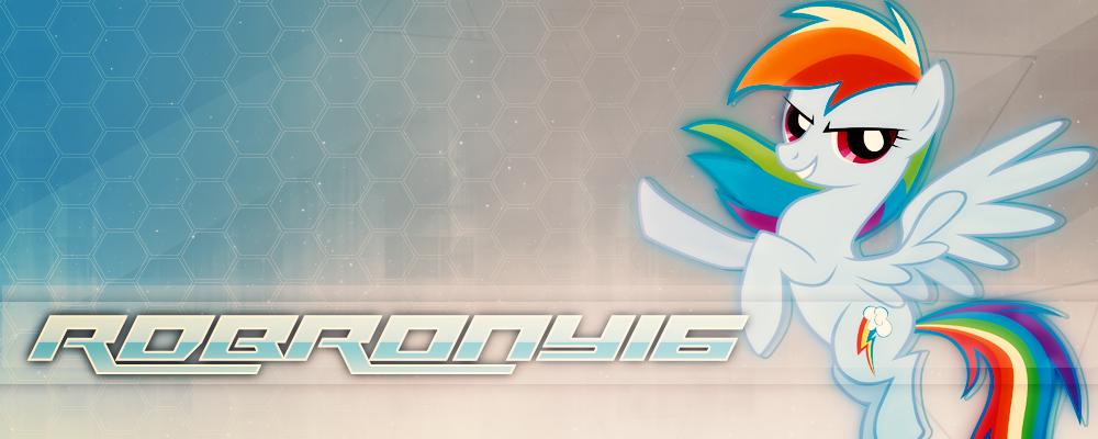 RDbrony16's Profile Picture