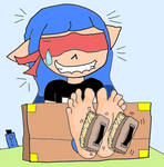 Inkling Girl's Mysterious Circumstances DX