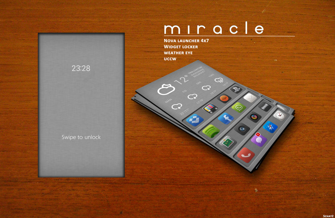 Miracle by schat2