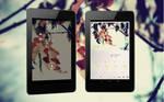 Nexus 7 -  Leaf by schat2