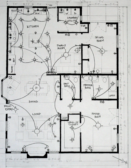 Lighting Floor Plan By Gcargueta On Deviantart