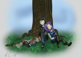 DBG commiss-Sleeping Tree
