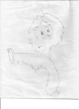 Spunky Sketch