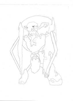 Atlas Fakemon Sketch 01