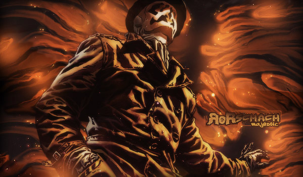 Watchmen: Rorschach by dpMajestic
