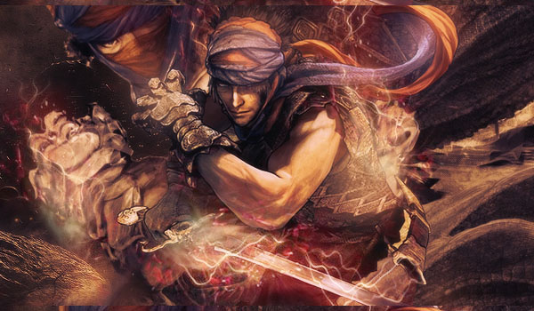 Prince of Persia by dpMajestic
