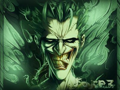 Joker Signature by dpMajestic