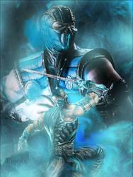 Mortal Kombat: Sub-Zero