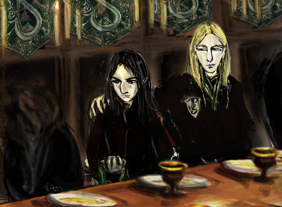 Welcome To Slytherin by Vizen on DeviantArt