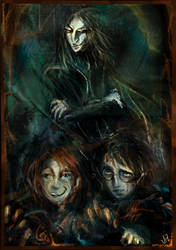 Where's Snape? by Vizen