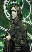 HP Snape - new version by Vizen