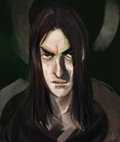Snape by Vizen