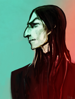 20 years of Snape