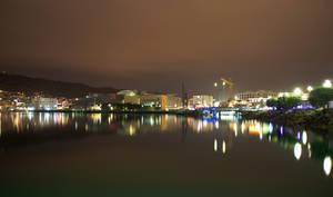 Wellington Te Papa - Harbour